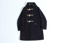 duffle coat long