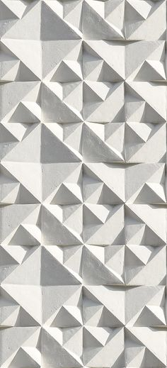 Geometric textured wall design from Ella Doran #wall-library