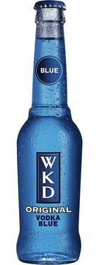 WKD Original Vodka Blue 275mL