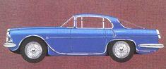 Michelotti dessina les lignes d'une Bugatti  coupé type 252, sans suite