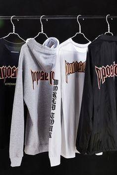 Blackletter gothic font trend fashion