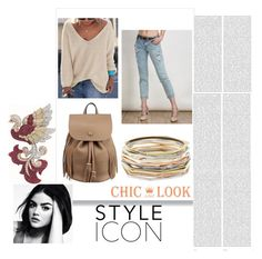 """""""@chiclookclo set"""" by sabypolivore ❤ liked on Polyvore featuring Kendra Scott, Oris and Arca"""