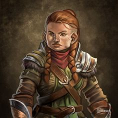Bedda the Dungeoneer by d-torres on DeviantArt