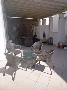 BALCONY OF ``BEST VIEW HOUSE TINOS``