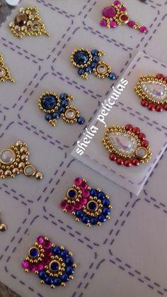 Gem Nails, Bling Nails, Pearl Embroidery, Nail Jewels, Fabulous Nails, Nail Art Diy, Diamond Design, Manicure And Pedicure, Nail Care