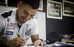 Reforço do Santos até o fim de 2016, Rolón ficará quase 4 meses sem jogar  http://santosjogafutebolarte.comunidades.net/seu-placar-de-santos-x-corinthians