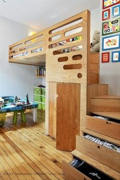 Construindo Minha Casa Clean: 35 Quartos Infantis Super Criativos! Veja Ideias para Decorar!