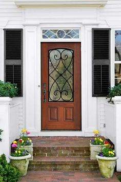 All About Fiberglass Entry Doors