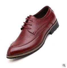 38dcf081f27217 MEN'S DRESS SHOES. Man Dressing StyleMen's Wedding ShoesBusiness DressesPointed  Toe ...