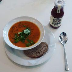 #lunch today  #vegan #veganberlin #soup #fall