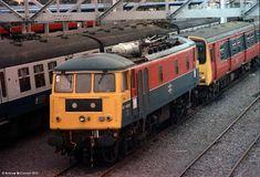 Scottish Region photos - UK Prototype Discussions (not questions! Electric Locomotive, Diesel Locomotive, Standard Gauge, Blue Train, British Rail, Train Pictures, Scotland, Transportation, London