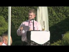 How to be a Funny Wedding MC - Hilarious Video