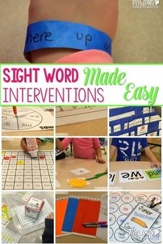 280 Kindergarten Sight Words Ideas Sight Words Sight Words Kindergarten Words