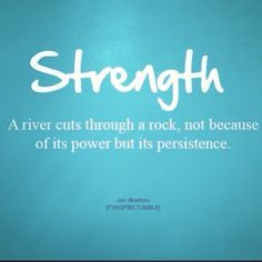 Strength Inspiration Quote