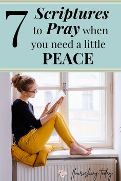 Do you need a little peace in your life? Peace of mind and comfort in our soul comes from a rich time spent with Jesus. Here are 7 bible verses to increase your faith and calm your heart. #peace #peaceofmind #bibleverses #bible #biblestudy #Jesus Peace Scripture, Bible Scriptures, Powerful Scriptures, Christian Women, Christian Faith, Christian Living, Spiritual Health, Spiritual Growth, Spiritual Life