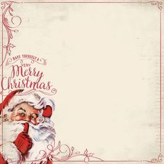 """Authentique Paper: Announcing """"Christmastime"""" by Authentique Paper Very Merry Christmas, Noel Christmas, Christmas Paper, Christmas Pictures, Vintage Christmas, Christmas Crafts, Christmas Labels, Christmas Clipart, Christmas Greeting Cards"""