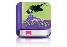 Suoi Nguon Cuoc Song App by Nguyen Thanh Nhan, via Behance