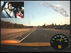 Sébastien Loeb : caméra embarquée circuit Anneau du Rhin