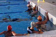 Nueva actividad en #Picornell en la que combinamos la #natación con el #running. ¡Sólo para los más fuertes! #Barcelona #PiscinesPicornell #Swimming #nadar