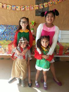 Chavo del 8 costumes