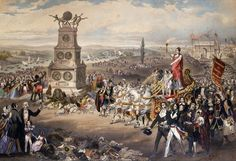 Then when in 1848 the French people had a third revolution and declared their country a republic, the unrest in Germany became more intense than ever. Indeed, the people became so violent in their demands for political freedom that many of the lesser princes yielded, and in all haste changed the government. Throughout the whole of Germany there was a revolution.   http://www.heritage-history.com/index.php?c=read&author=marshall&book=germany&story=divided_1