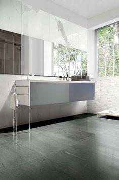 Cerim Timeless Wall Amani Grey Gloss 80x240 Floor