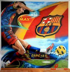 Messi D10s Fútbol