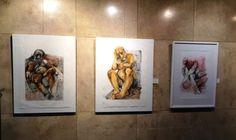 Los dibujos de Robin, en la Bolsa de Comercio de Bs. As. http://revistamagna.com.ar/nota/los-dibujos-de-robin-en-la-bolsa-de-comercio-de-buenos-aires