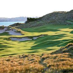 Barnbougle Dunes - The Best Golf Courses on the Coast - Coastal Living