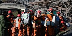 Seven coal miners dead in China after gas explosion