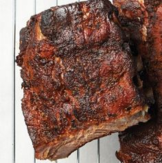 Here's a basic primer for BBQ Ribs. No real recipe, just guidelines. Use your own rubs and sauces for your own signature recipe.