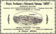 Uma São Paulo industrial - São Paulo - Estadão