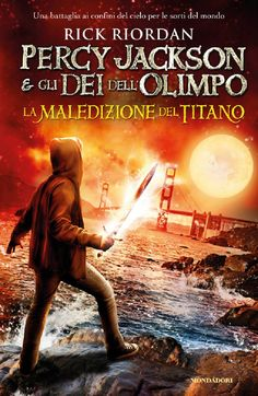 Percy Jackson e gli dei Dell' Olimpo. La maledizione del Titano