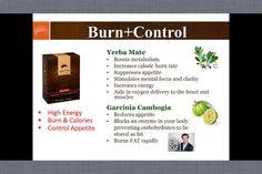 Burn+Control weightloss coffee