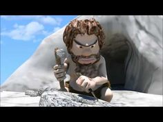 Cavemen Funny Animated 3D Short Film - YouTube