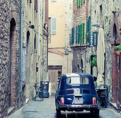 Coffee, To Go: Fiat's 500L has an integrated Lavazza Espresso Maker....
