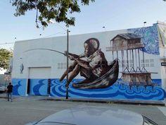 Conheça a genial arte de rua de Fintan Magee