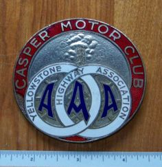 Casper Wyoming Motor Club - AAA - Yellowstone Highway Association