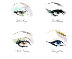eye makeup styles