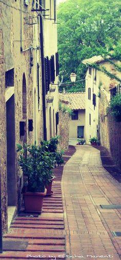 San Giminiano, Italy