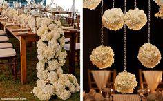 Флористы о цветах, волшебная гортензия, декор свадьбы с использованием гортензии