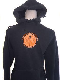 *SOLD* Vintage 1990s Taking Back Sunday Hoodie Sweatshirt Proudly Swinging Emo Rock M | #takingbacksunday #proudlyswinging