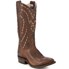I bought this style Frye boot several years ago.   Love them with dresses!
