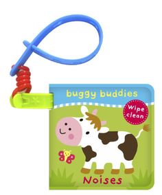 Wipe Clean Buggy Buddy Noises Book