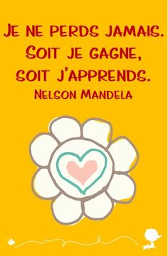 Citation très connue de Nelson Mandela. D'autres citations illustrées sont à découvrir sur le site Nelson Mandela, Spirit, Illustrated Quotes, Pretty Quotes, Quote Friendship, Friendship Love, Psychology