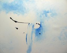 Fiona Tyler - Acrylic ink and gesso on canvas