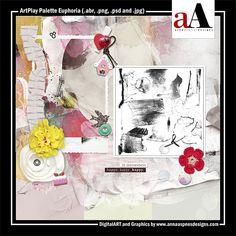 aaspnArtPlay Palette Euphoria