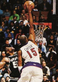 Vinsanity powers one over The Admiral David Robinson.