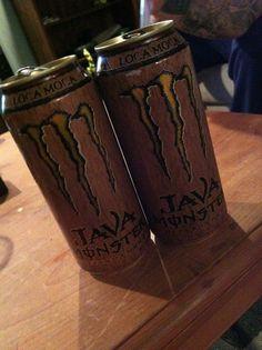 #energy #drink #monster #coffee #loca #moca #java #caffine #tasty
