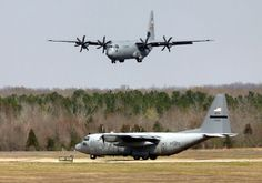 C-130J Hercules, been there, done that. Good times.